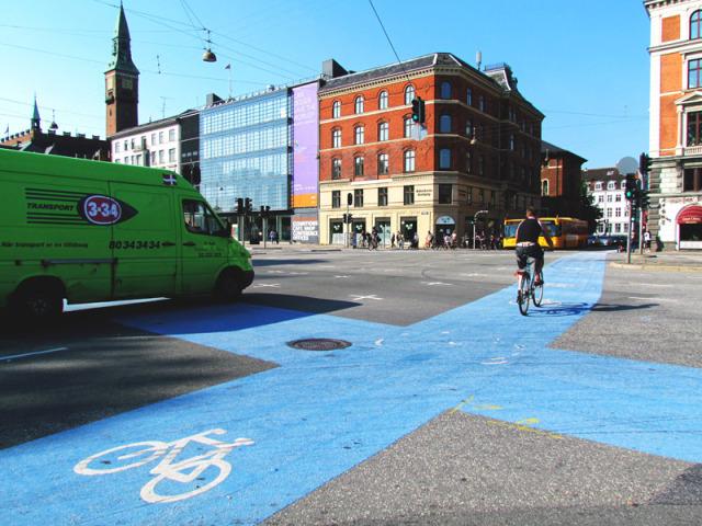 copenhague respeito ciclistas