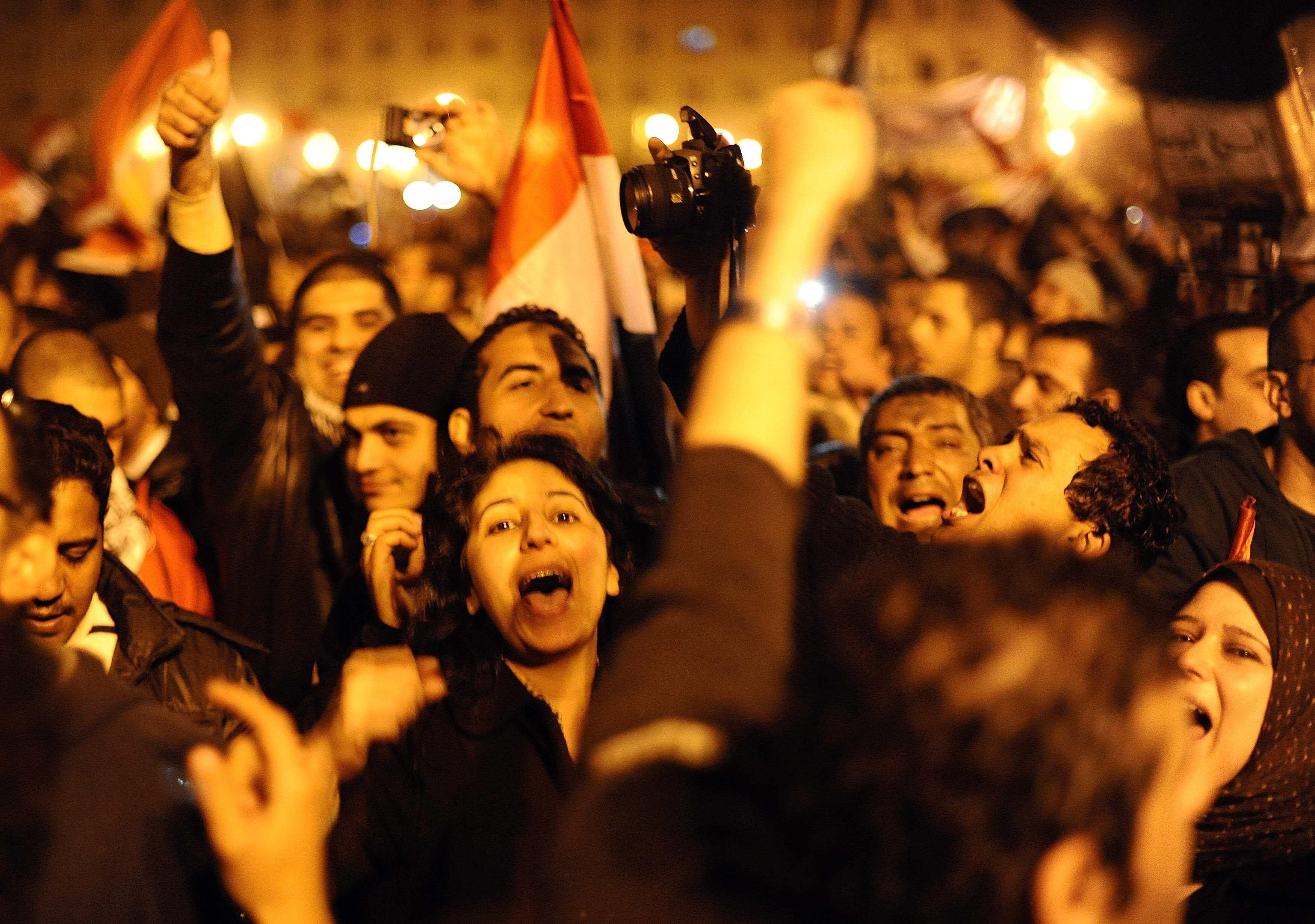 mulher violentada estupro protesto egito