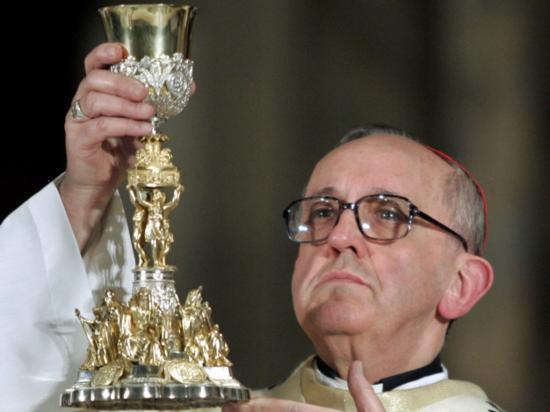 novo papa argentina ditadura