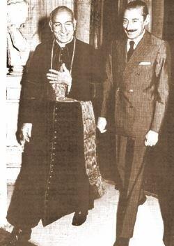 novo papa ditadura argentina