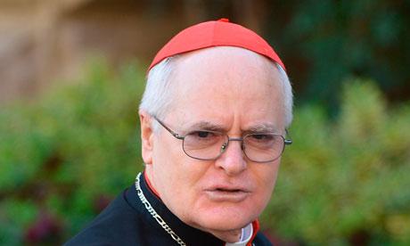 papa brasileiro Odilo Scherer