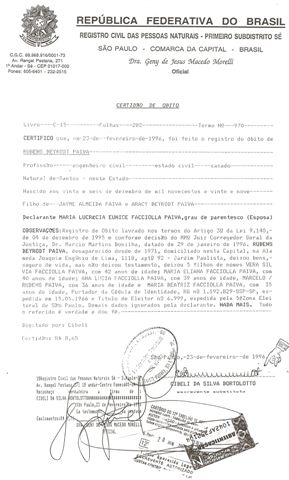 documento ditadura