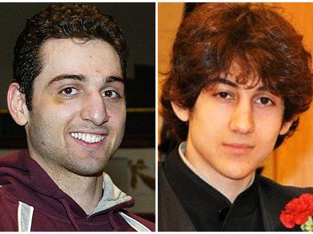 irmãos tsarnaev atentado em Boston