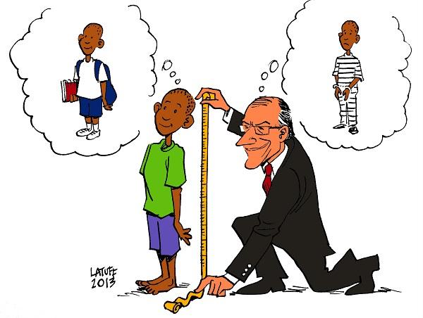 maioridade penal alckmin