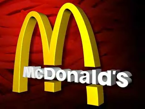 mcdonald's multa mídia silencia