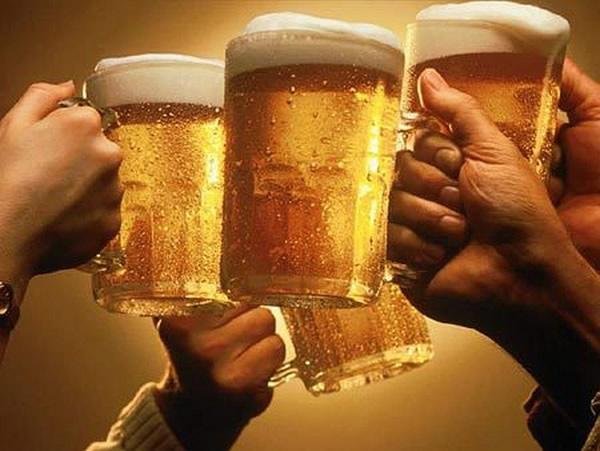 cerveja homens inteligentes