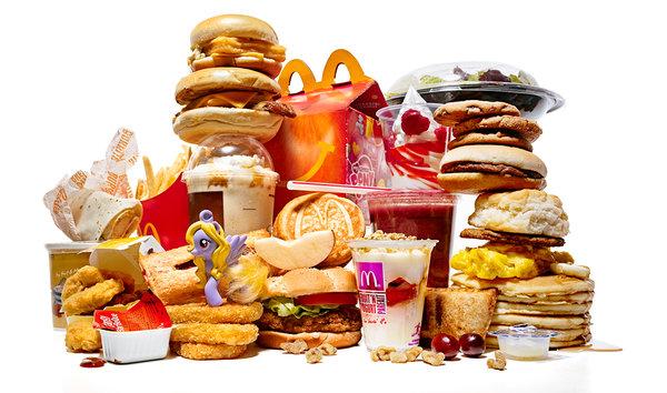McDonald Menina enfrenta CEO do McDonald's