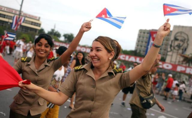 mulheres cuba mães cubanas