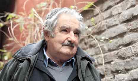 pepe mujica presidente pobre uruguai