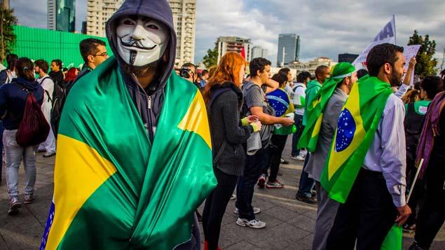 protestos brasil conservadores pátria amada