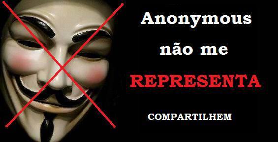 changebrazil facebook mentiras anonymous
