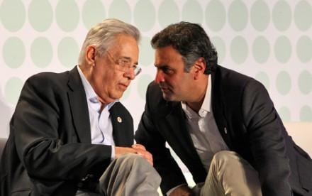 fhc aecio reforma política dilma
