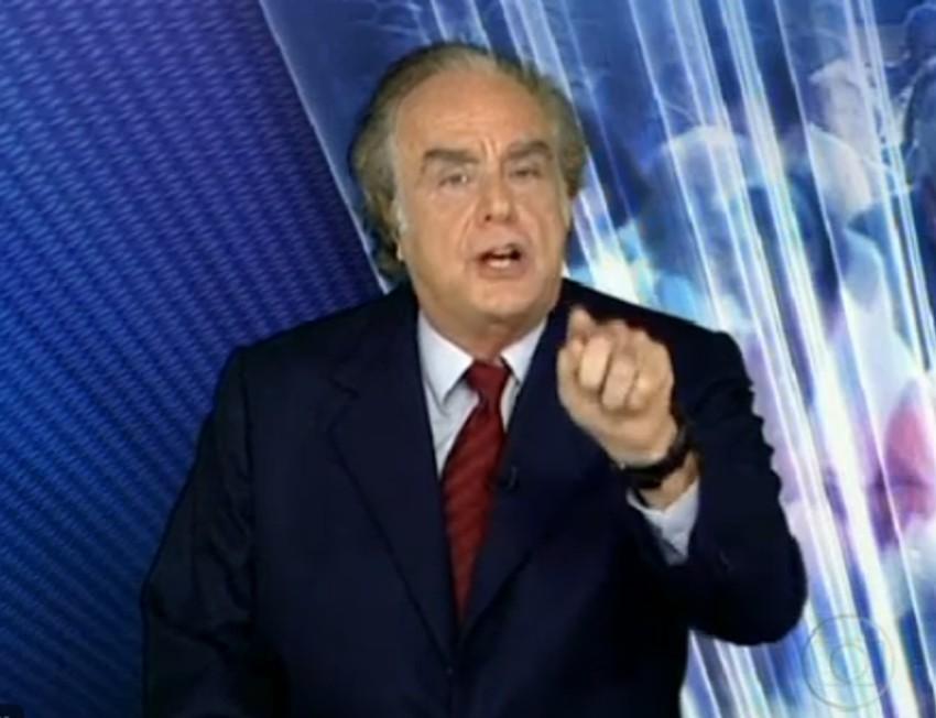 Arnaldo Jabor desculpas protesto sp jornalismo