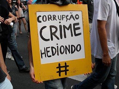 corrupção crime hediondo