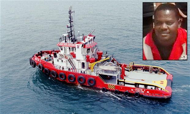 Homem é encontrado vivo após quase 3 dias no fundo do mar