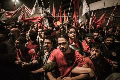 membros partidos protestos paulista