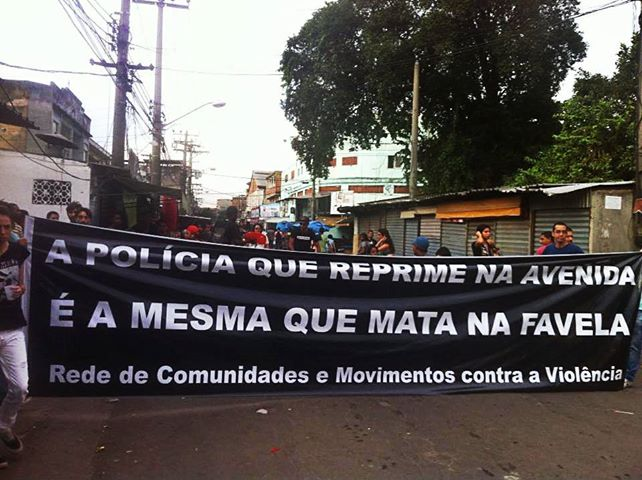 inocentes mortos favela maré