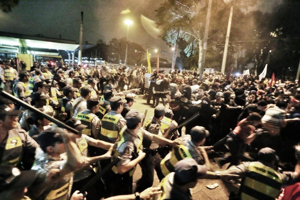 protesto passe livre paulista fiança