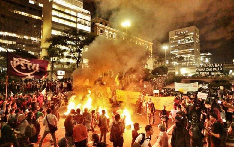 protesto tarifa são paulo