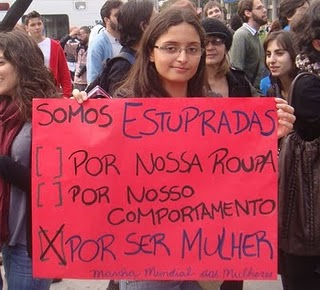 feministas marcha vadias feminismo mulheres