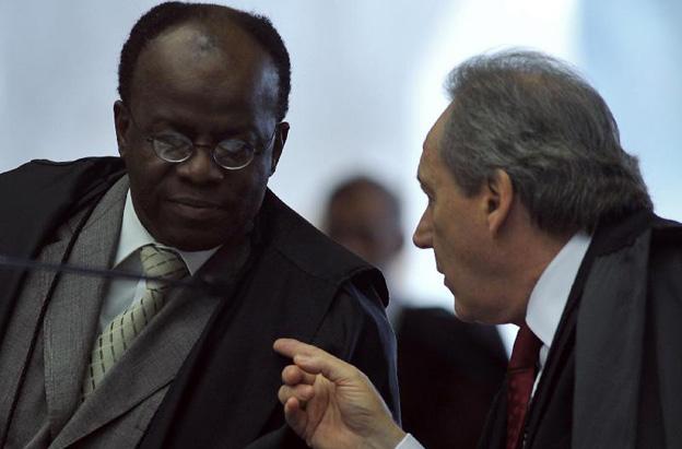 oab Joaquim Barbosa feriu Constituição lewandowski