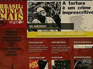 brasil nunca mais digital ditadura