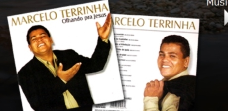 cantor gospel marcelo terrinha