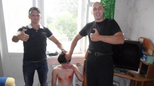 gays torturados rússia