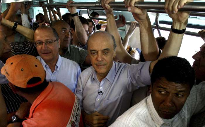 serra alckmin metrô sp