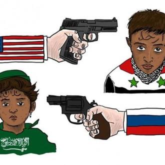 rússia síria eua arábia saudita