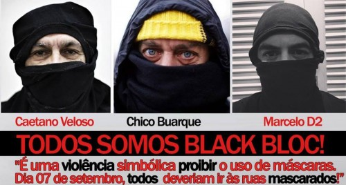 chico caetano black blocs