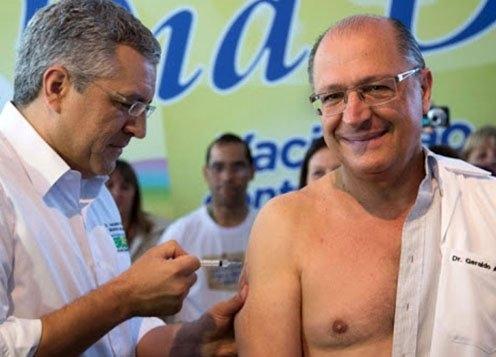 geraldo alckmin mais médicos