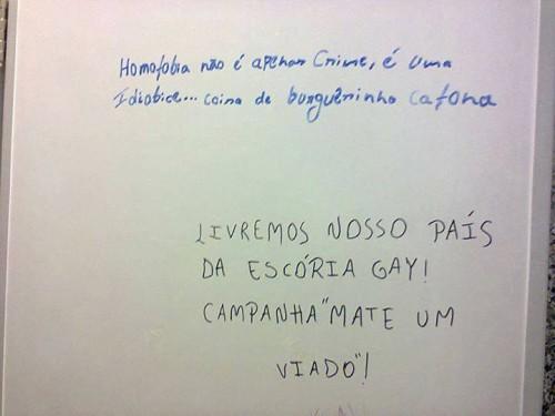 homofobia ufca