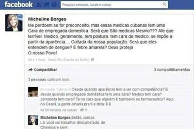 micheline borges médicas cubanas