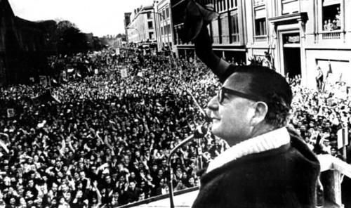 """A vitória de Salvador Allende representou o início do que ele prometia ser uma """"revolução"""" por trilhas inéditas, sem pegar em armas (Foto: Arquivo)"""
