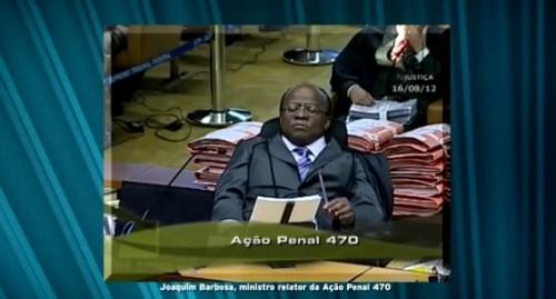 vídeo Juízo Medieval julgamento mensalão ap 470
