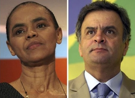 marina silva aécio neves