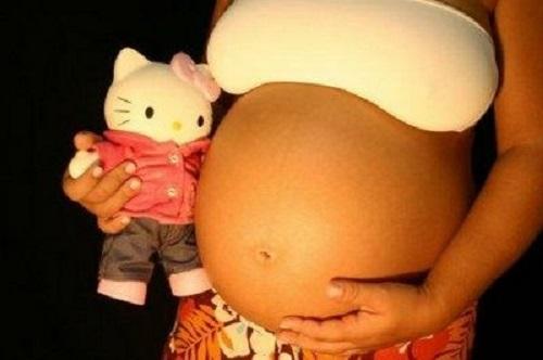 menor grávida virgindade filhas