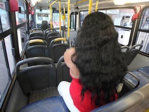 ônibus rosa mulheres são paulo