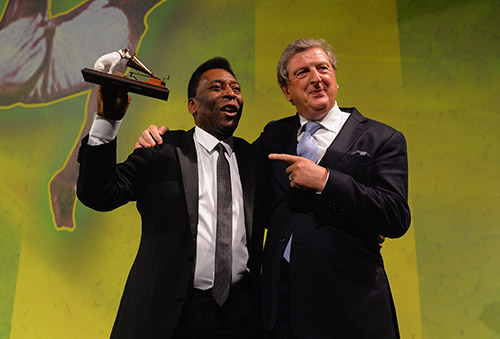 pelé guiness book records
