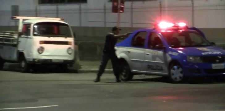 pm arma letal manifestação