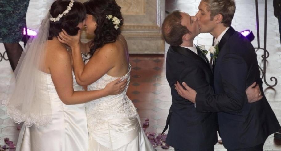 Matrimonio Gay Católico : Havaí legaliza casamento homossexual