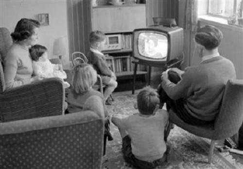família classe média eua