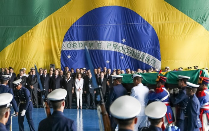 corpo jango brasília 1964 dilma