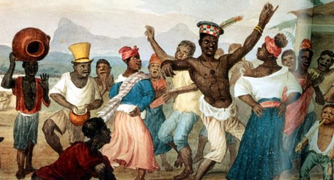 Leonardo Boff dor negros cantam, dançam e riem