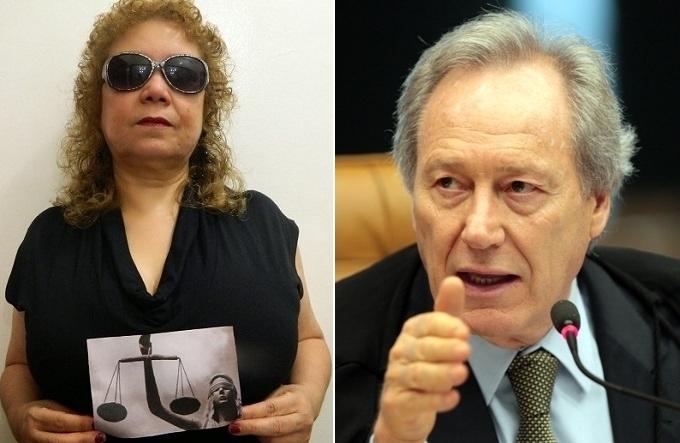 advogada cega ministro lewandowski