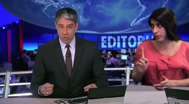 william bonner vídeo rafucko jornal nacional