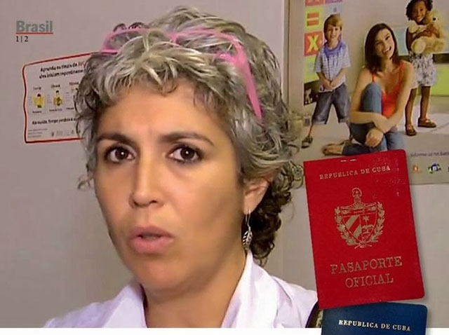 médica cubana revista veja