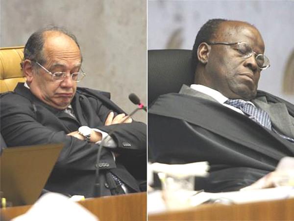 PT e PSDB mensalão tucano tratamento igual