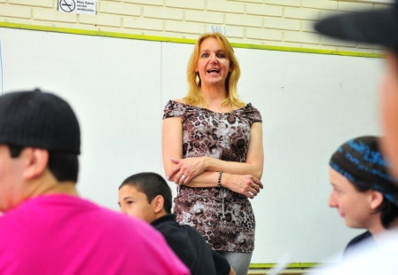 professora transexual marina